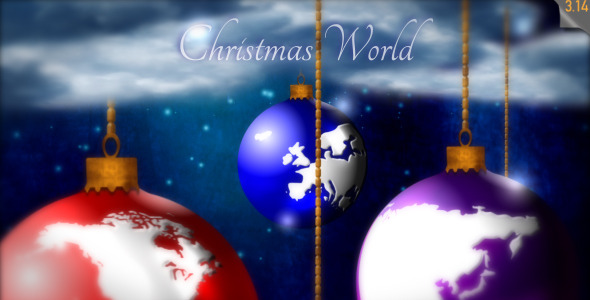 Christmas World /Greeting card