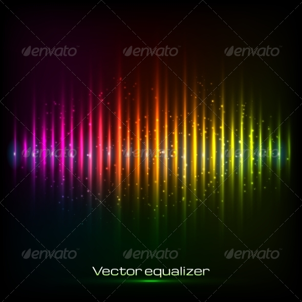 Rainbow Equalizer - Computers Technology