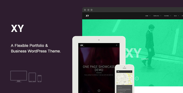 XY – WordPress Theme