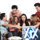 Group Of Teenagers - VideoHive Item for Sale