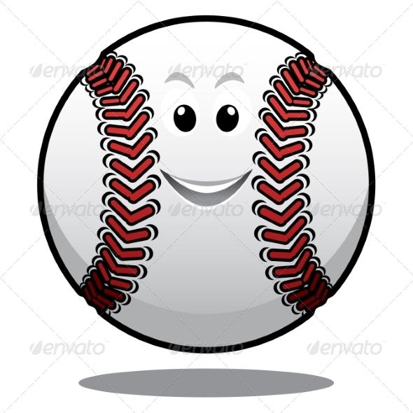 Baseball Cartoon - Sports/Activity Conceptual