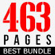 Magazine Bundle For Indesign - GraphicRiver Item for Sale