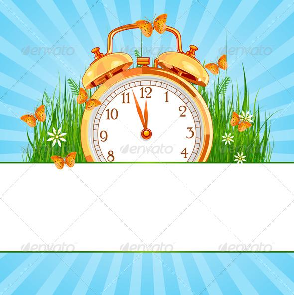 Summer Time Design - Backgrounds Decorative