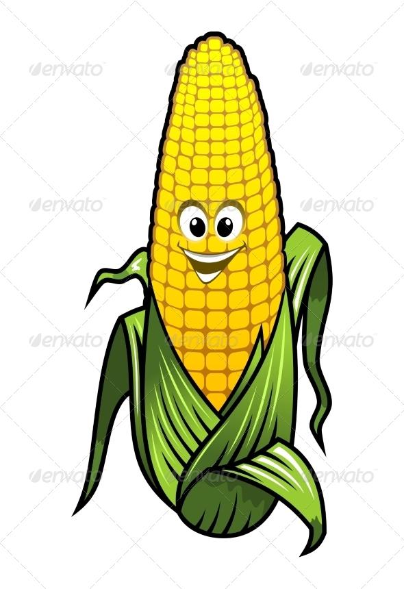 Cortn Cartoon - Food Objects