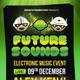 Future Sounds Flyer - GraphicRiver Item for Sale