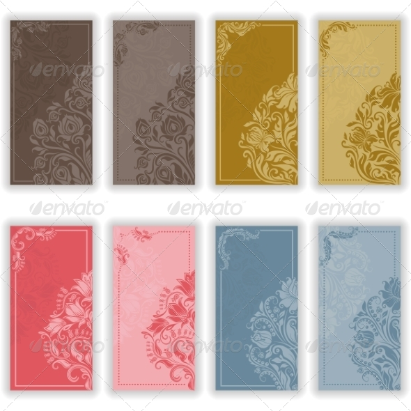 Vector template design for invitation - Miscellaneous Seasons/Holidays