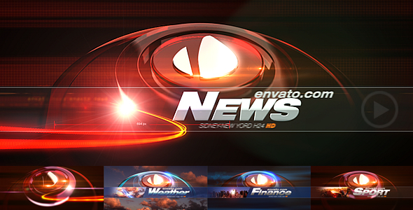 Cinema 4D Intro Templates from VideoHive (Page 6)