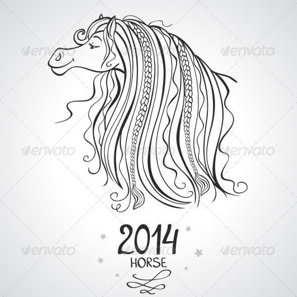 Horse Horoscope - Animals Characters