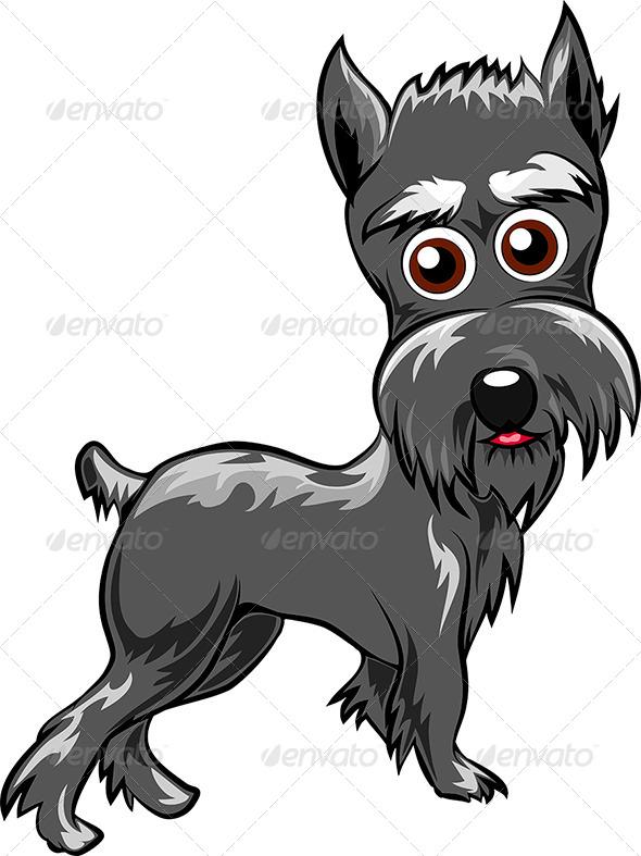 Schnauzer - Animals Characters