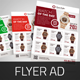 Product Promotion Flyer Ad v5 - GraphicRiver Item for Sale