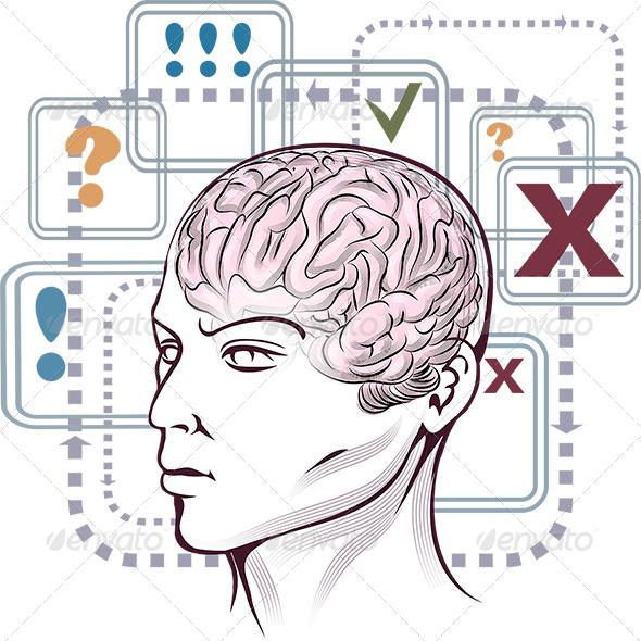 Thinking Process - Conceptual Vectors