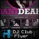 Nightclub DJ Event Flyer - GraphicRiver Item for Sale