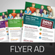 School Promotion Flyer Ad - GraphicRiver Item for Sale
