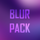 HD Blur Pack 2 - Premium Web Backgrounds - GraphicRiver Item for Sale