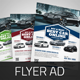 Automotive Car Sale Rental Flyer Ad Vol.6 - GraphicRiver Item for Sale