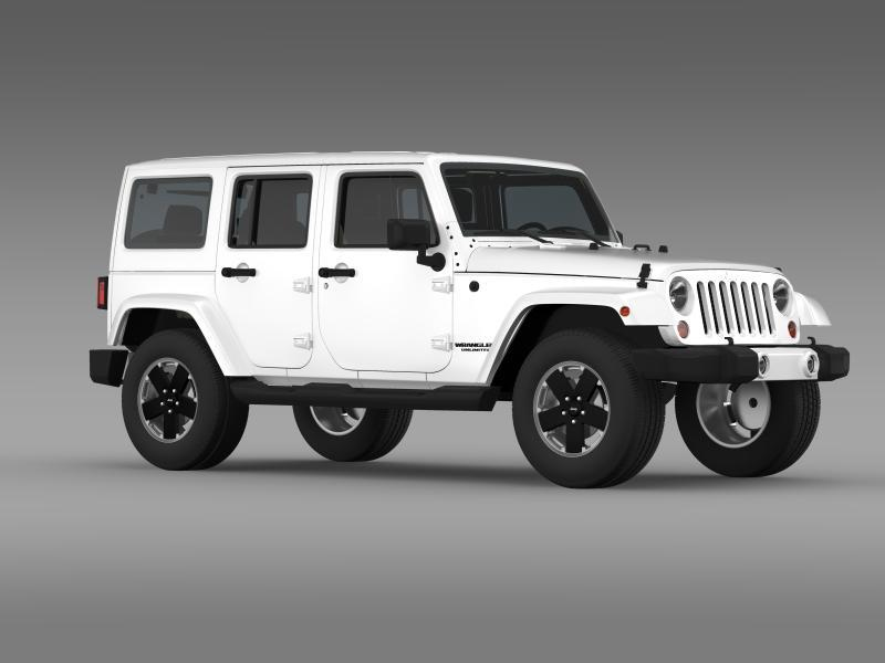 Perfect Jeep Wrangler Unlimited Altitude 2012