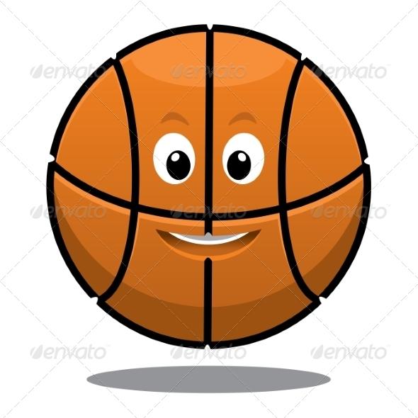 Brown Basketball  - Sports/Activity Conceptual