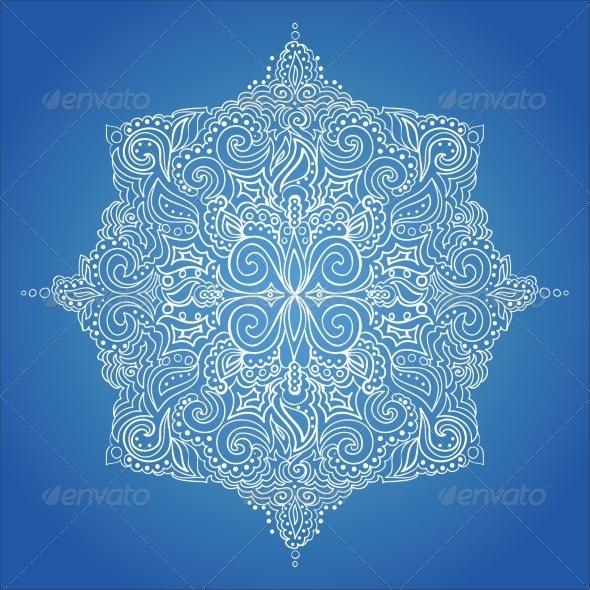 Lace Pattern - Backgrounds Decorative