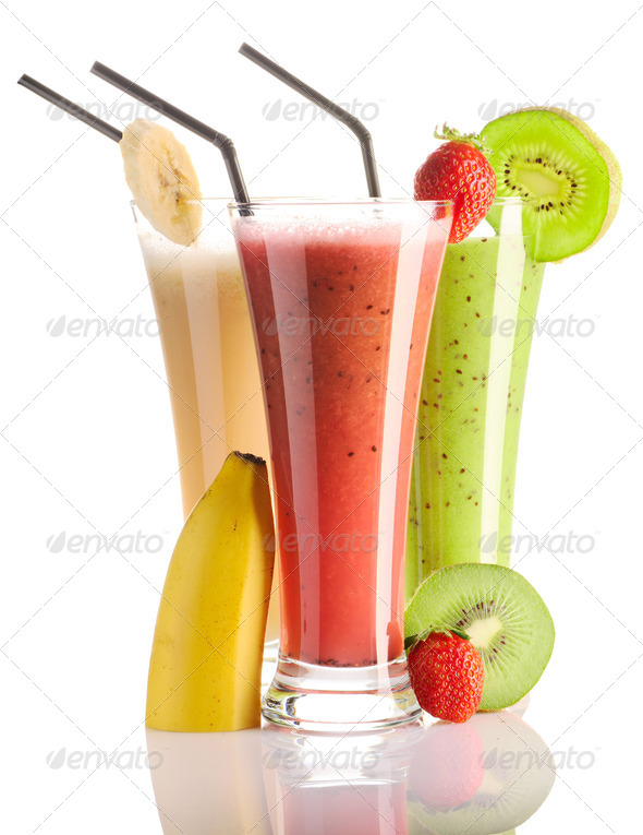 Smoothies - Stock Photo - Images