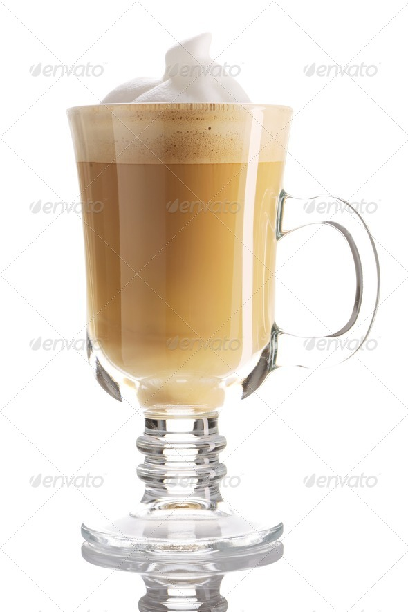 Latte - Stock Photo - Images