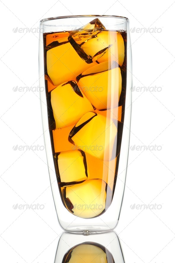 Iced tea - Stock Photo - Images