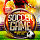 Soccer Flyer Template PSD - GraphicRiver Item for Sale