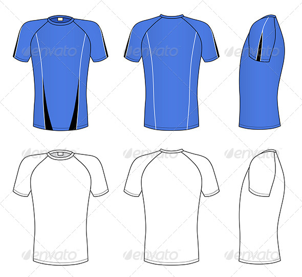 Raglan Sleeve T-Shirt  - Man-made Objects Objects