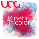 Kinetic Tricolor - A Quick Logo Reveals Package - VideoHive Item for Sale