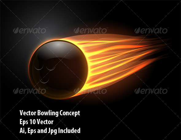 Fire Bowing - Sports/Activity Conceptual