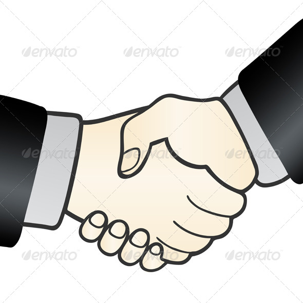 Handshake Agreement  - Concepts Business