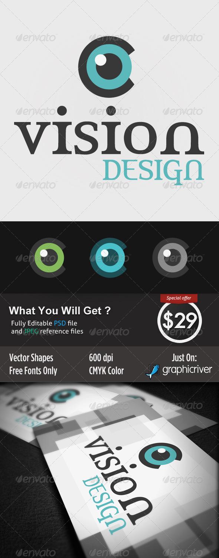 Vision Design Vol 2 - Symbols Logo Templates