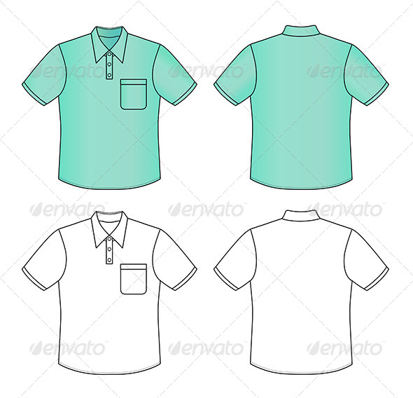 Polo Shirt  - Man-made Objects Objects