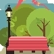 Bench for Rest  - GraphicRiver Item for Sale