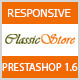 ClassicStore - Responsive Prestashop Theme - ThemeForest Item for Sale
