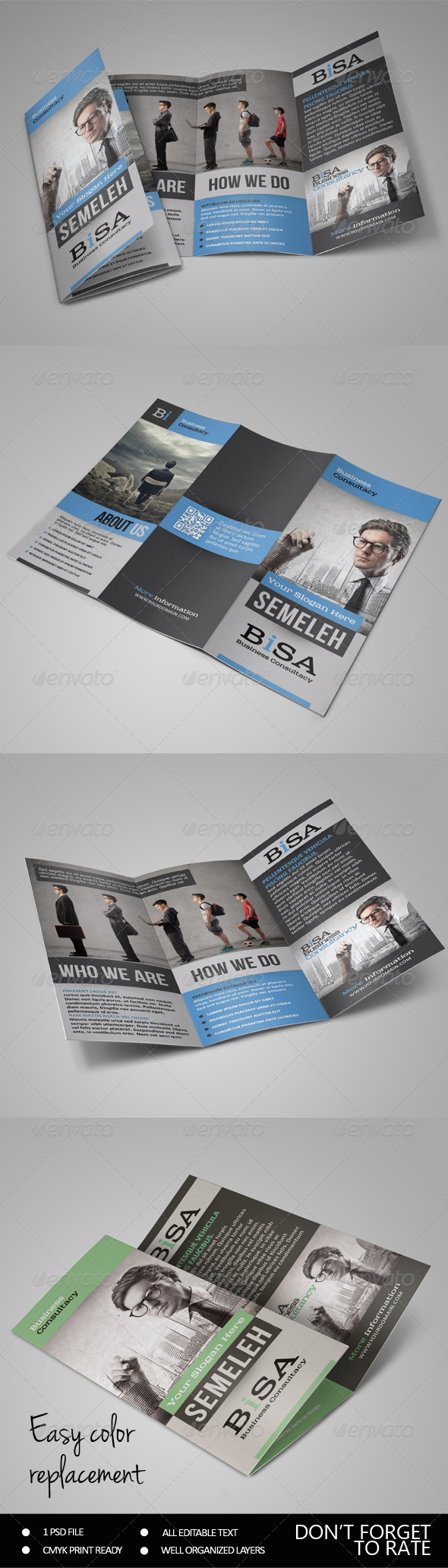 Standard Business Brochure - Corporate Brochures