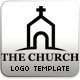 The Church Logo Template - GraphicRiver Item for Sale
