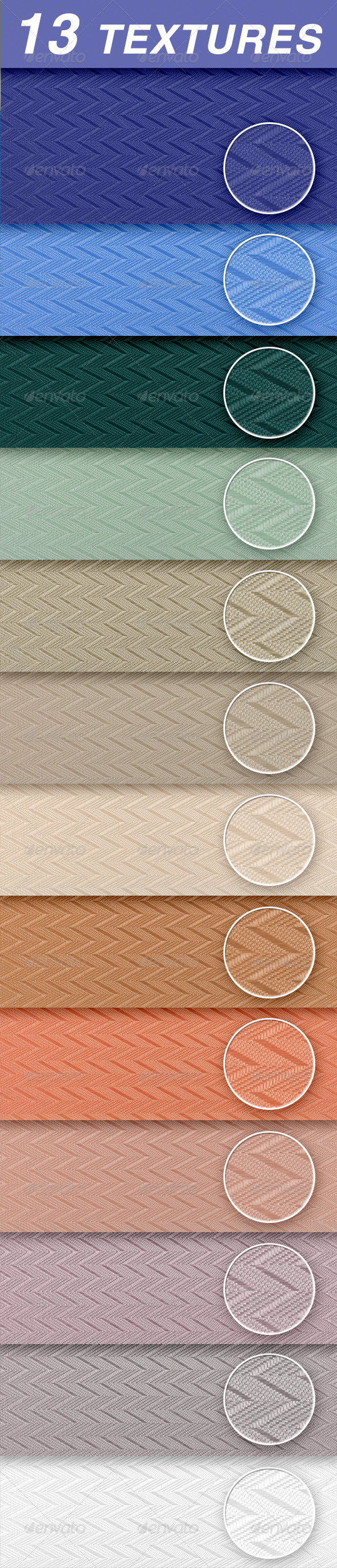 fabric  with zig-zag pattern - Fabric Textures