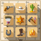 Cowboys and Wild West Icons - GraphicRiver Item for Sale