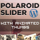 Polaroid Slider - Slider with animated thumbnails & CSS filter effects - CodeCanyon Item for Sale