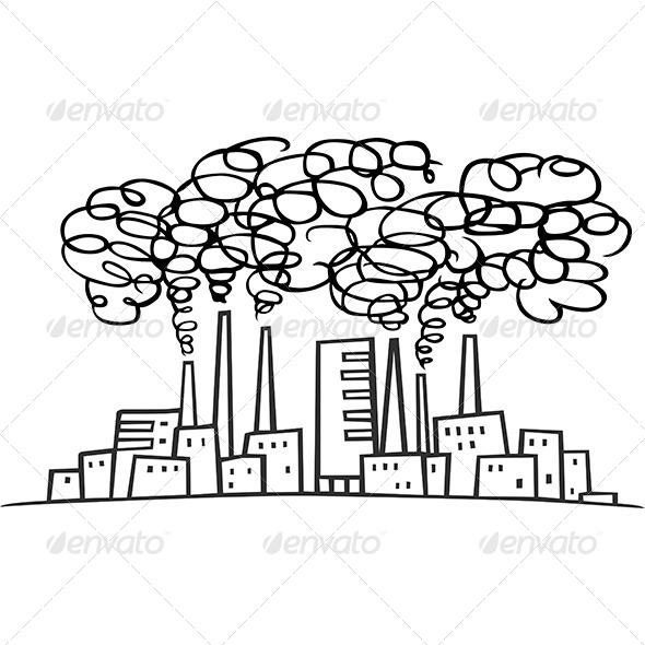 Factories - Technology Conceptual