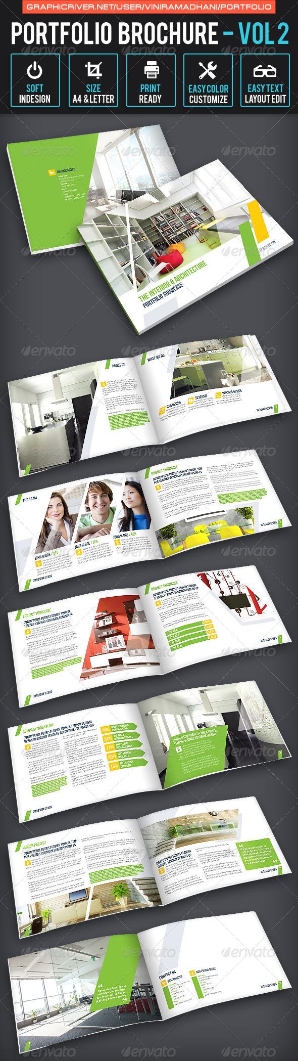 Portfolio Brochure Volume 2 - Corporate Brochures
