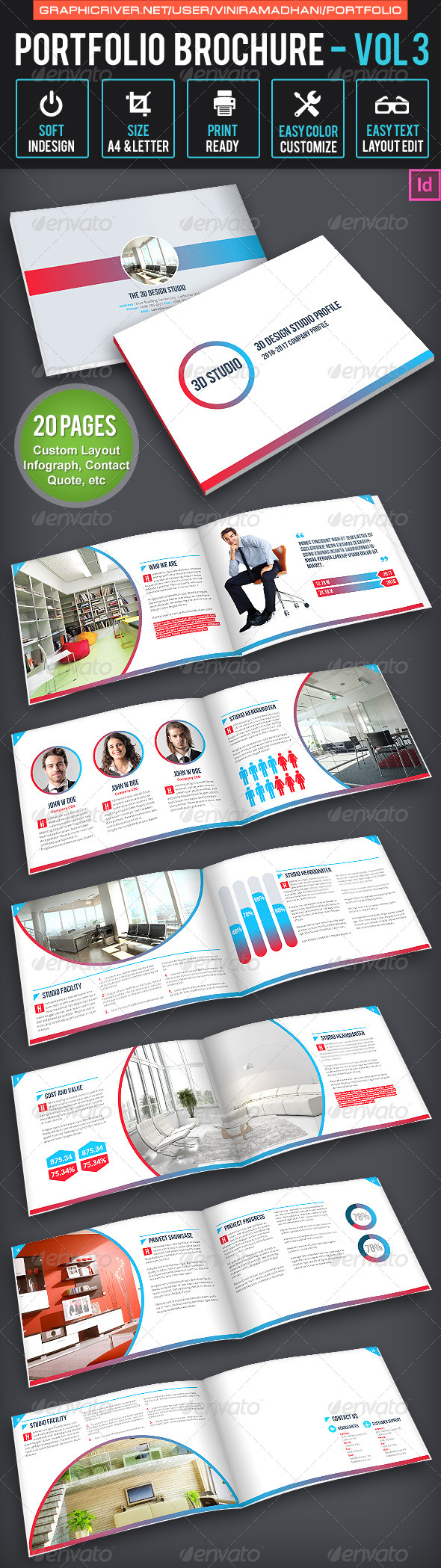 Portfolio Brochure Volume 3 - Corporate Brochures