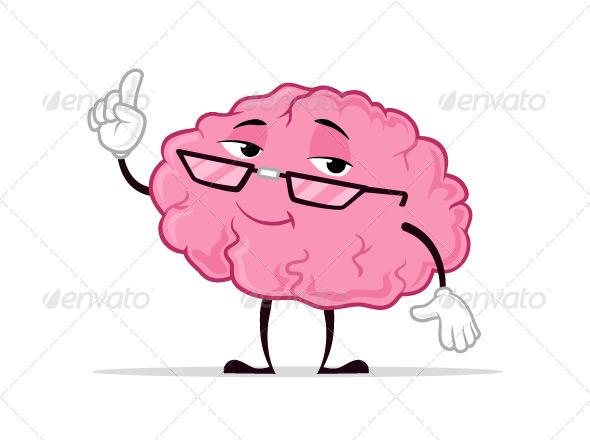 Smart Brain - Organic Objects Objects