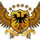 Gold Eagle Shield - GraphicRiver Item for Sale