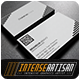 IntenseArtisan Business Card Vol.57 - GraphicRiver Item for Sale