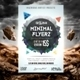 Minimal Flyer Vol.8 - GraphicRiver Item for Sale