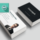 Simple Clean Business Card Vol. 4 - GraphicRiver Item for Sale