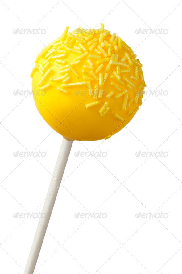 Cake pop - Stock Photo - Images