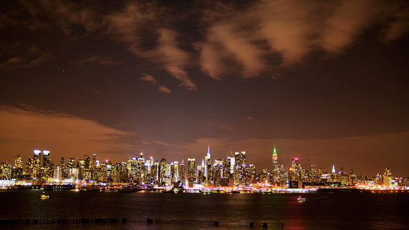 New York City Stock Footage