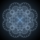 Ornamental Round Lace Pattern - GraphicRiver Item for Sale